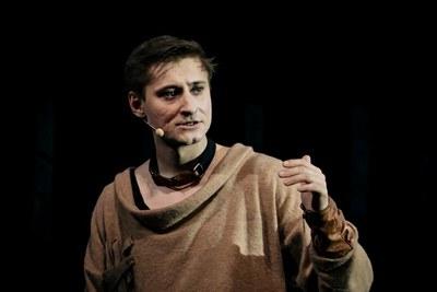 Олег Сенченко: «Мой герой всегда в поисках любви»