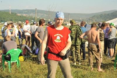 Петербургские волонтеры в Нижнебаканской