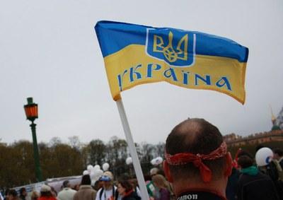 Украина в огне смысловой войны