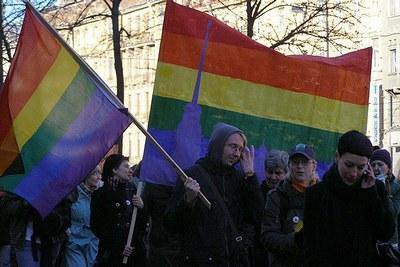 Валерий Созаев: Общественная жизнь Петербурга с точки зрения ЛГБТ-активиста