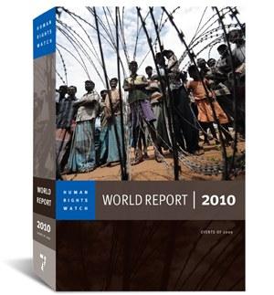 Хьюман Райтс Вотч о контрнаступлении на правозащитников в 2009