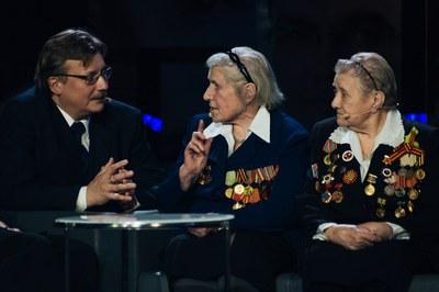 Две Риты Осянины встретились в ТЮЗе