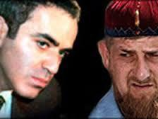 Кадыров и Каспаров