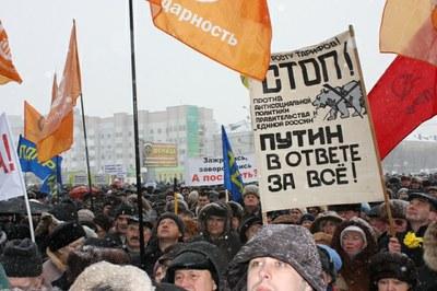 Лев Усыскин: Отвечая на критики. Демократия и прогресс