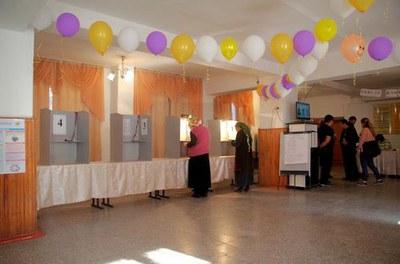 Наблюдение за выборами в Кыргызстане