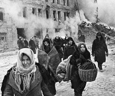 Миф и реальность блокады Ленинграда