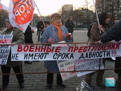 Владимир Костюшев: Возможно ли в России антивоенное движение?