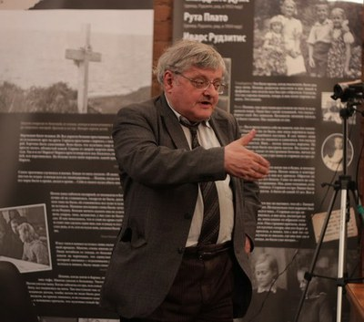 Борис Миркин в лагере и на «воле»