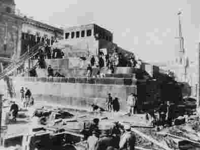 Как в Петербурге относятся к идее захоронения трупа Ленина? Часть 3