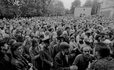 «Мемориал» – 30 лет спустя