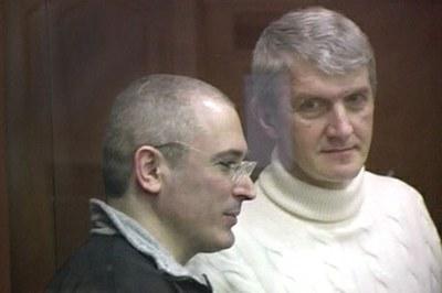Петербург о приговоре Ходорковскому и Лебедеву по второму делу. Часть 2