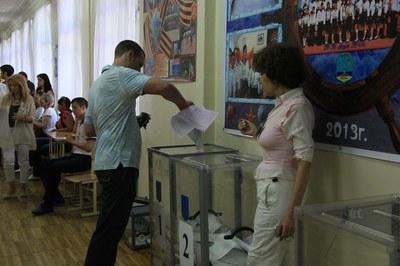 Утро после президентских выборов на Украине