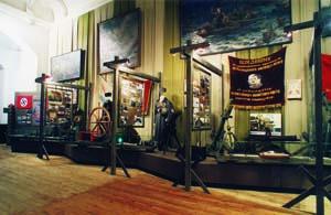 Музей Блокады за одно посещение