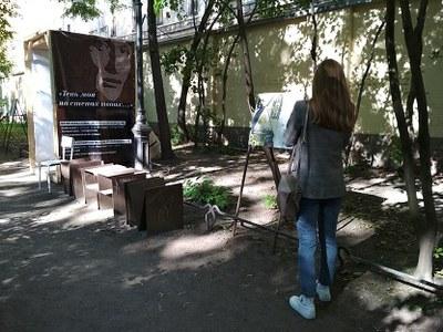 Музею Анны Ахматовой в Фонтанном Доме в Петербурге – 30 лет