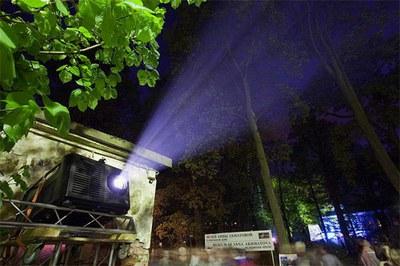 «СОЛО» фестиваль в саду Фонтанного Дома