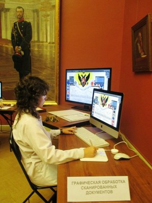 В Русском музее отсканируют все раритеты