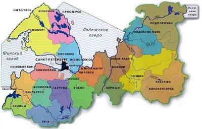 Бизнес в Ленинградской области: прогноз на будущее