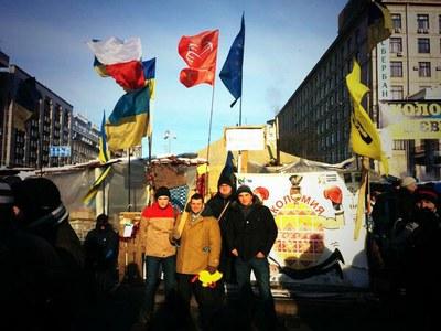 Вторая украинская встреча в РПР-ПАРНАС в Петербурге