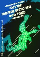 Антиатомные активисты до 10 июля 2010 остановились в Петербурге
