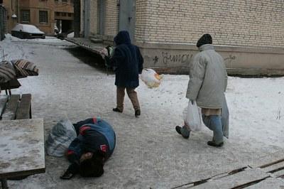 Бездомный – значит бесправный?