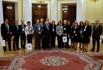 Европейские омбудсманы провели заседание в Санкт-Петербурге
