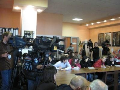 Институт региональной прессы продолжает оспаривать выводы Минюста в суде