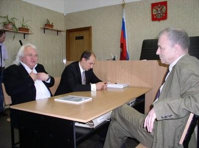 Кировский суд Петербурга избавился от иска Петрика к академикам