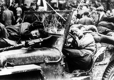 Похищение Европы. Любовь летом 1945-го...
