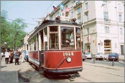 Праздник петербургского трамвая: остатки былого величия