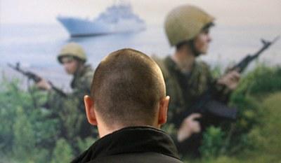 Принудительный призыв в армию продолжается