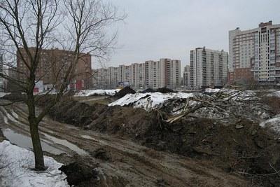 Сквер на Ивана Фомина предлагают назвать в честь 65-летия Победы