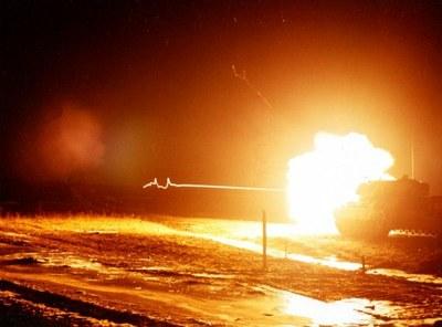 Трагедия в Каменке глазами командира экипажа танка Т-80