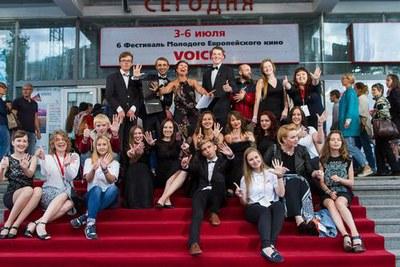 Молодое европейское кино в Вологде