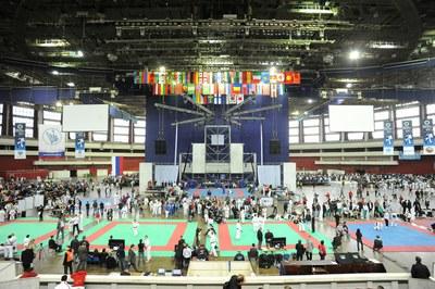 День Победы на Олимпиаде боевых искусств