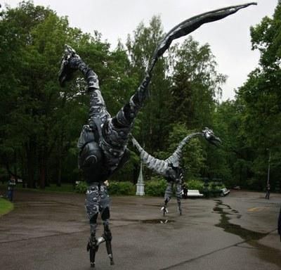 """""""Динозавры лучше жирафов"""""""