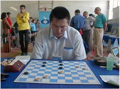 Лучшие в русских шашках - якуты