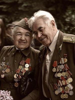 """""""Книги и кофе"""" специально для ветеранов"""
