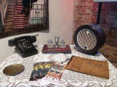 «История старой квартиры» в Музее Анны Ахматовой