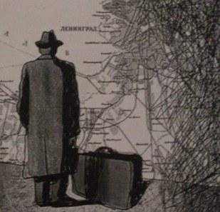 """""""Маршрут старухи"""" остановится на современной литературе"""