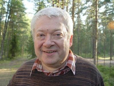 Петербургский писатель Александр Ласкин получил премию в Киеве