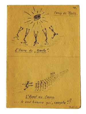 Новая книга воспоминаний французских военнопленных
