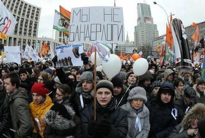 Политический кризис в России. Модели выхода
