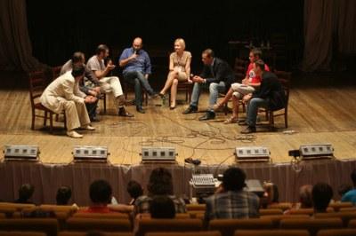 «Белый форум». Репино. Август 2012 года