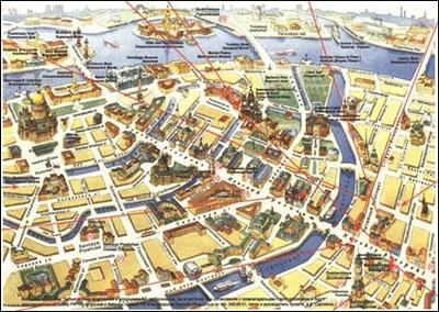 Границы культурного наследия Петербурга прочертят через год