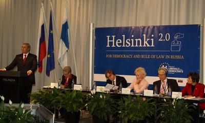 Хельсинки 2.0. От государств к людям. Часть 1