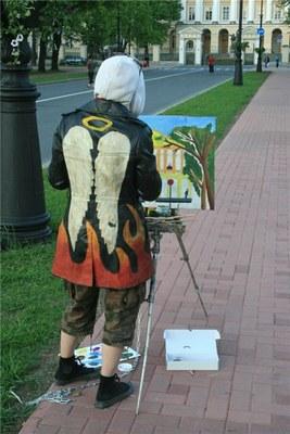 Квир-дискуссия о гражданской позиции художника