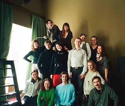 Первый съезд режиссёрско-художественного совета