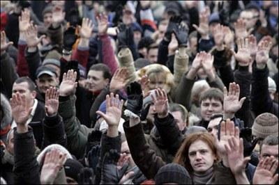 Гражданское общество и новые солидарности: результаты исследований  и повестка дня в России и Европе