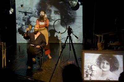 Инженерный театр АХЕ отметил четверть века Книгой Мертвых