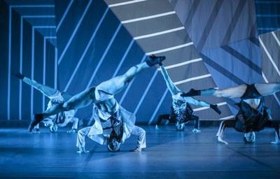 Нидерланды танцуют в Эрарте